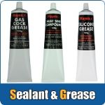Cement, Sealant and Grease